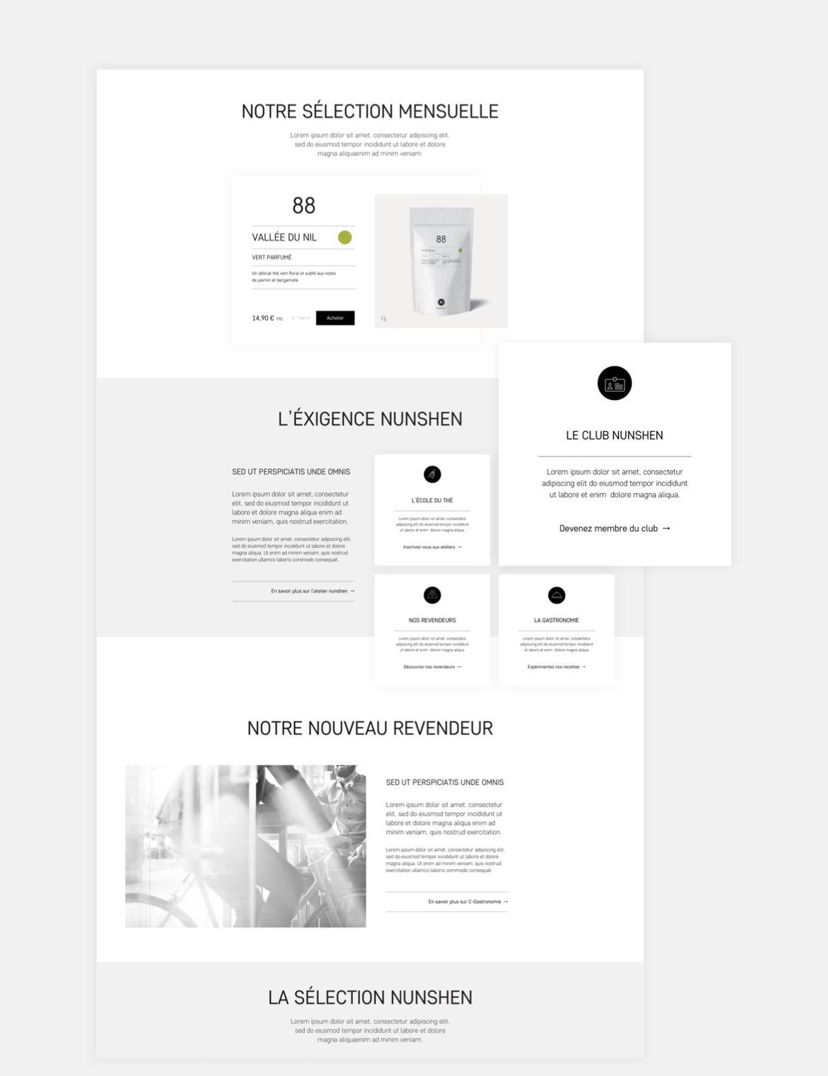 nunshen par Agence Web Kernix