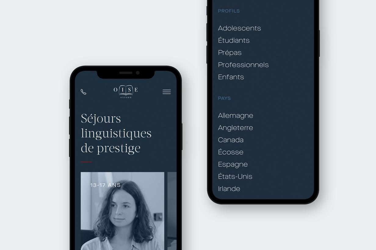 OISE par Agence Web Kernix
