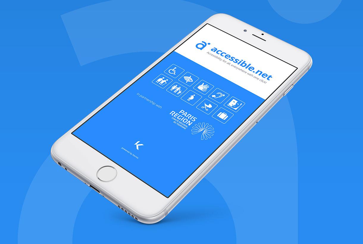 Accessible.net par Agence Web Kernix