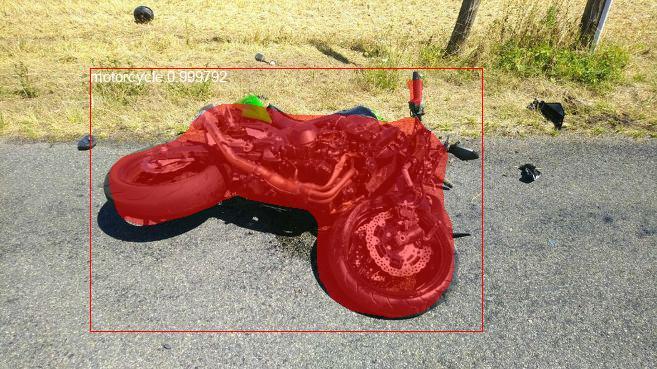un assureur pourrait détecter automatiquement que la photo d'un sinistre contient bien un véhicule