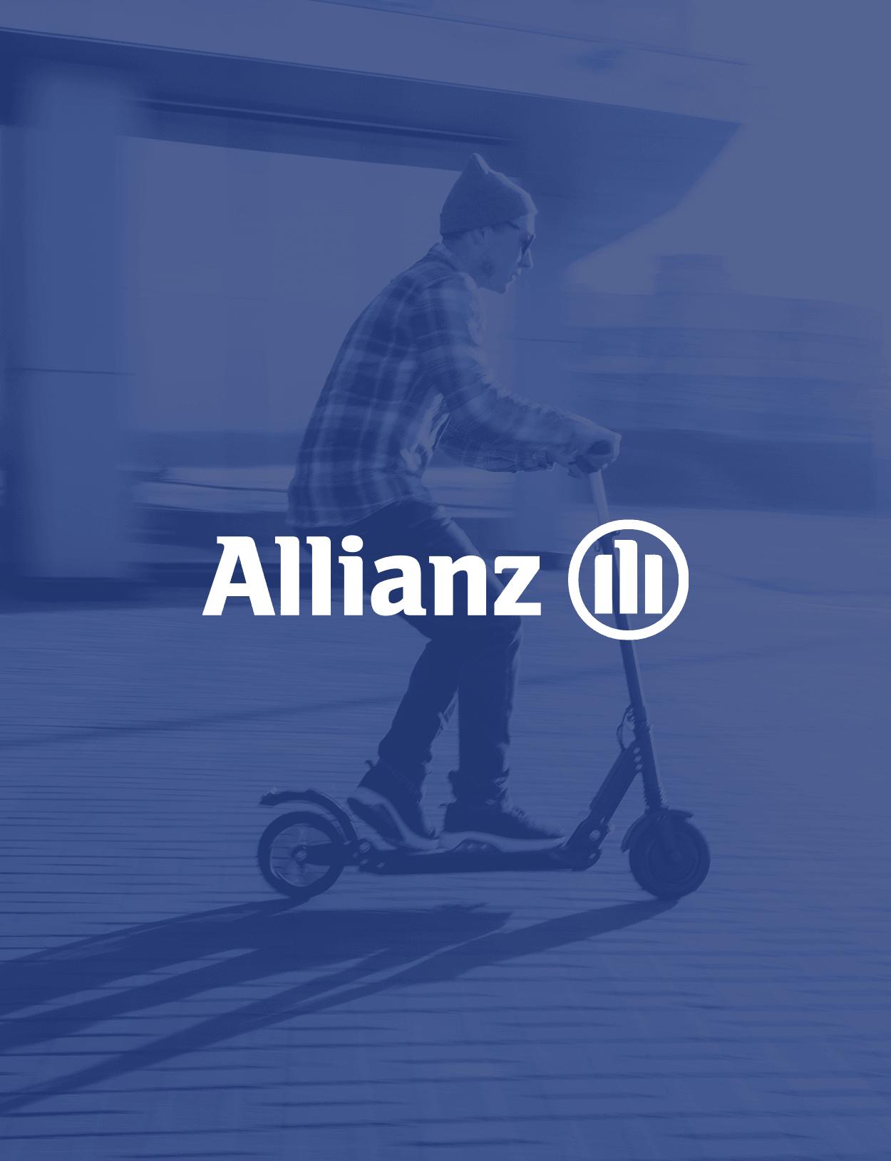 Allianz par Agence Web Kernix