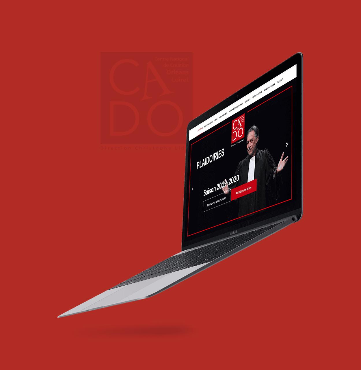 CADO par Agence Web Kernix
