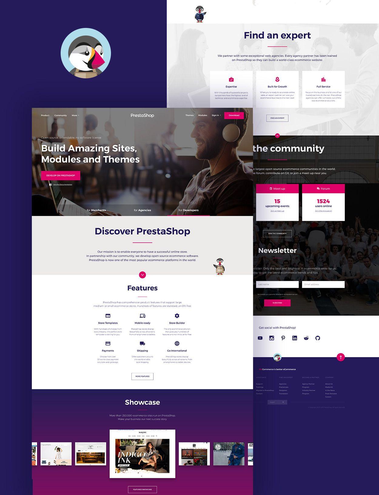 PrestaShop par Agence Web Kernix