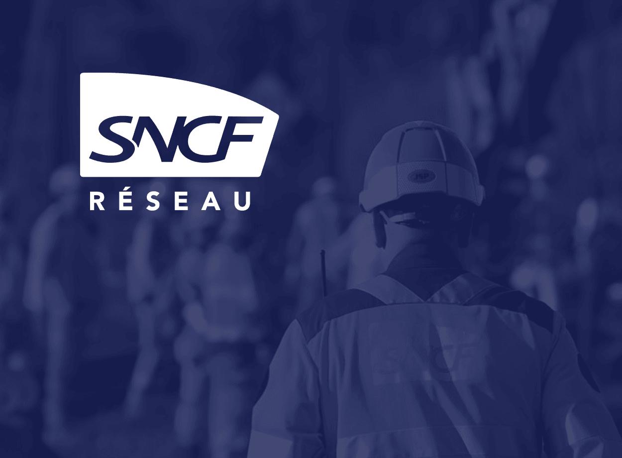SNCF Réseau par Agence Web Kernix