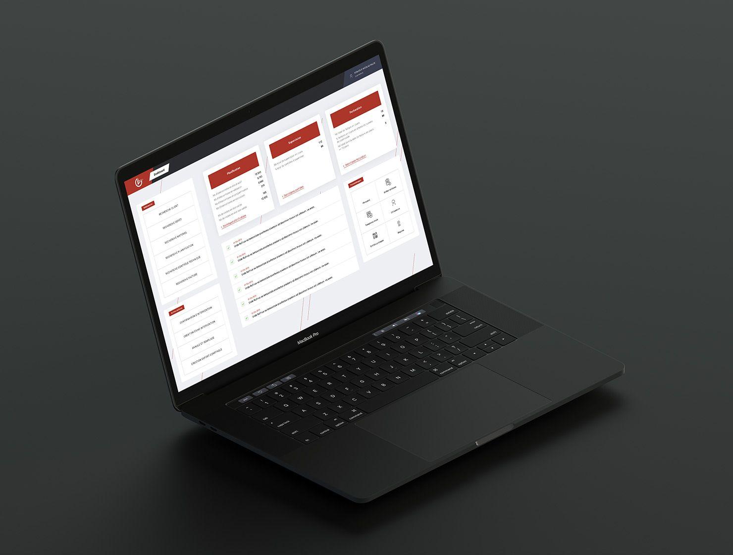 FVP  Contrôle par Agence Web Kernix