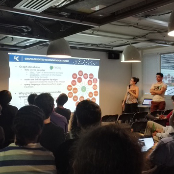 Meetup : RecSys Fr 3rd session