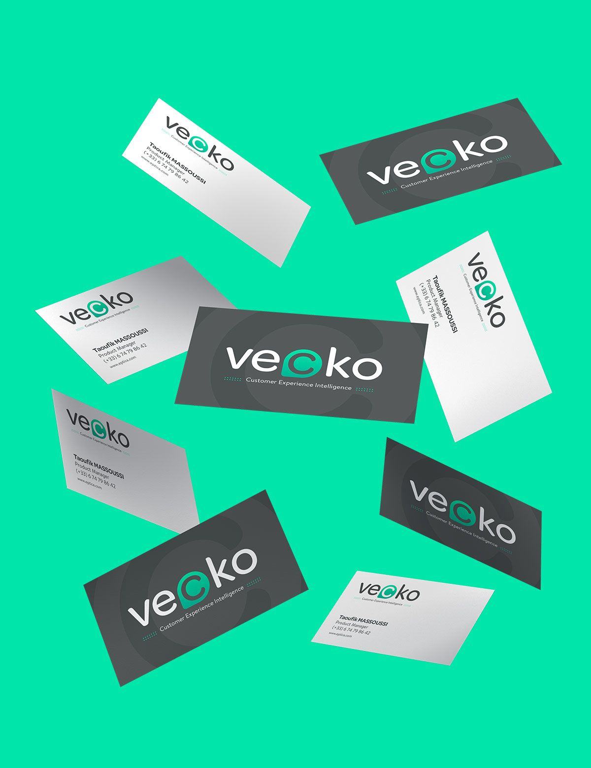 Vecko par Agence Web Kernix